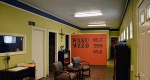 WZZB/WXKU lobby
