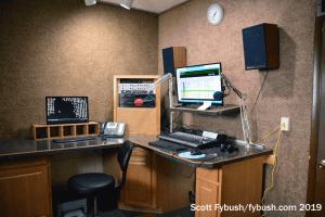 WZZB studio