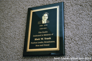 Remembering Blair Trask