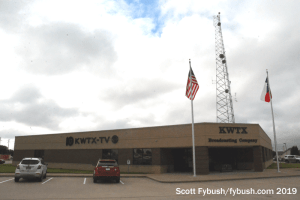 KWTX-TV studio