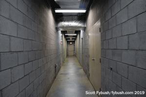 Senior Road hallway