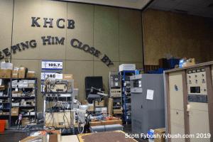 KHCB's warehouse