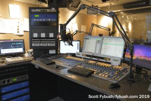KTBZ 94.5 studio