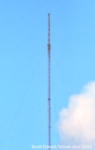 Senior Road tower