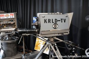 KRLD-TV's GE camera