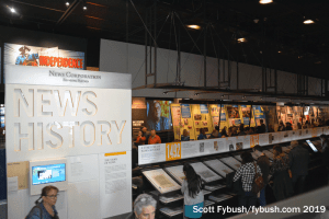 500+ years of news history