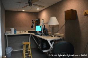One downstairs studio