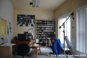 WRRN production room