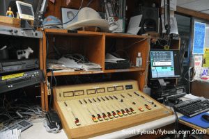 WUUF studio