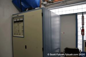WESA's old transmitter