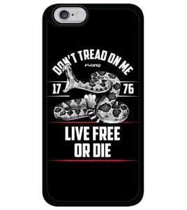 Don't Tread on Me - iPhone / Galaxy