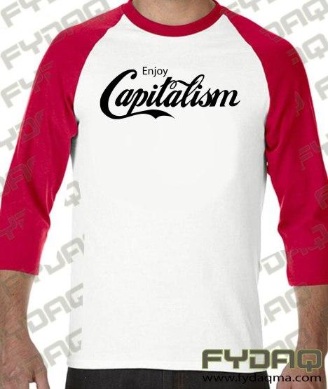 capitalism-raglan-white-red-fydaq