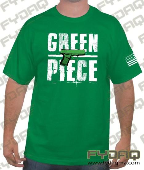 green-piece-glock-green-shirt