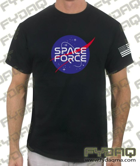 space-force-nasa-black-tshirt