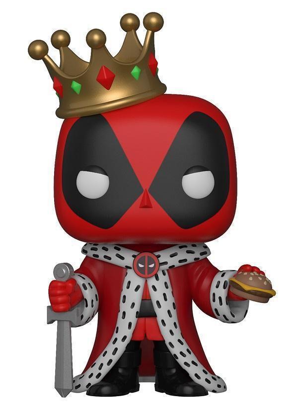 Funko Marvel Deadpool Pop King Deadpool FYE