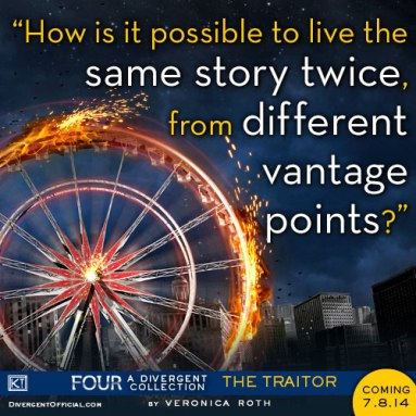 Four Teaser Quote #1