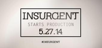 Lionsgate Officially Confirms Insurgent Filming Starts Today