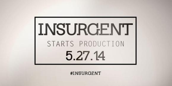 Insurgent Starts Filming