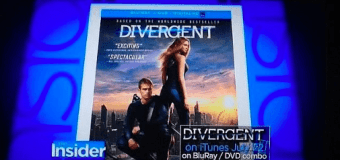 Divergent DVD+BluRay Scheduled for 8/5 and Digital Download Via iTunes on 7/22