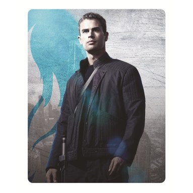 Divergent Steelbook Blu-ray - Play.com Exclusive