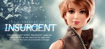 Get Your Very Own Insurgent Tris Collectible Doll