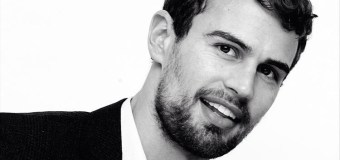 Theo James Is Sentimental About Family, Friends and His Old British Coupe