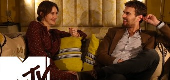 Theo James and Shailene Woodley Play Would You Rather