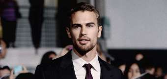Theo James had a 'learning curve' with Hugo Boss