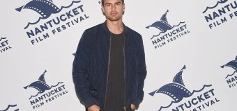 Gallery: Theo James Attends Nantucket Film Festival to Promote Franny