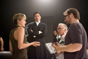 Behind the Scenes of Insurgent with Shailene Woodley & Daniel Dae Kim Photo: teen.com
