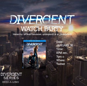 Divergent Watch Party