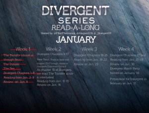 Divergent read a long week 1