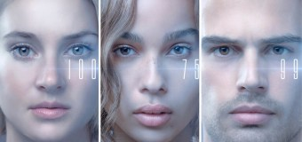 New Posters For ​'The Divergent Series: Allegiant​'