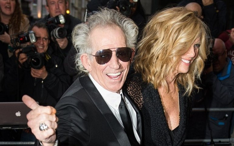 Is Keith Richards Getting Up Your Nose? | FYIMusicNews