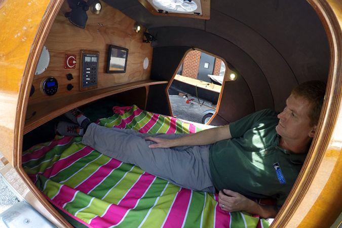 Teardrop Camper Fyne Boat Kits