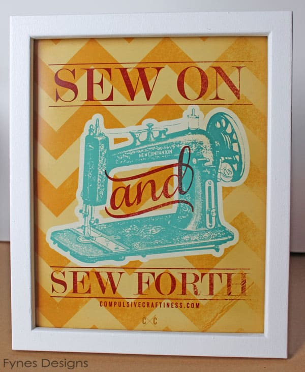 sew-on