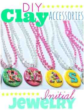 DIY kids necklace