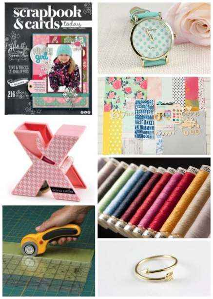 50 Christmas Gift Ideas For A Crafty Lady