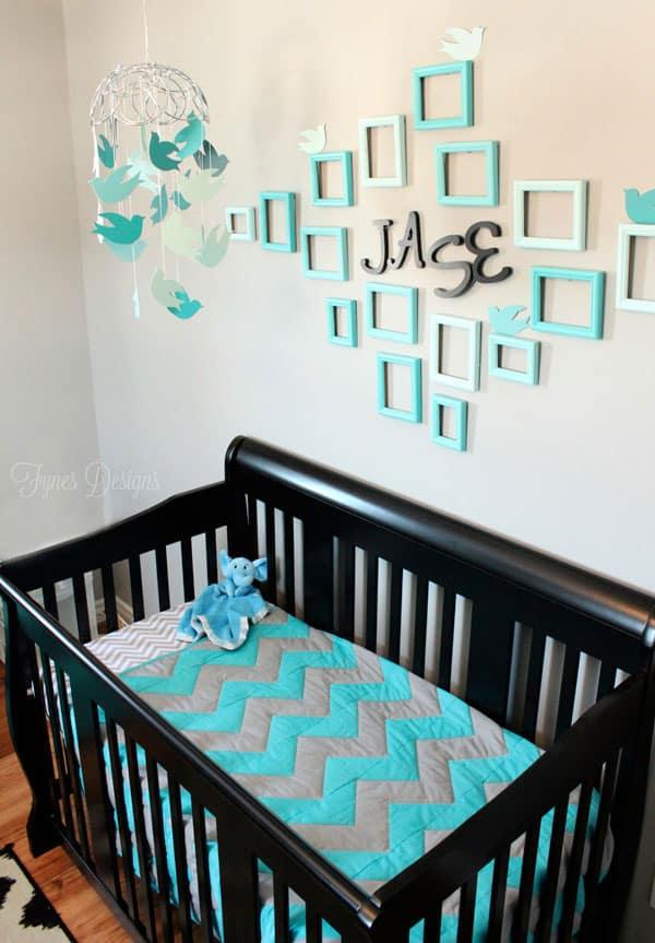 Baby Boy Room Design Pictures: Fun Baby Boy Nursery