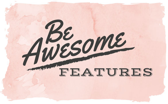 #BeAwesome Linky Party no.2