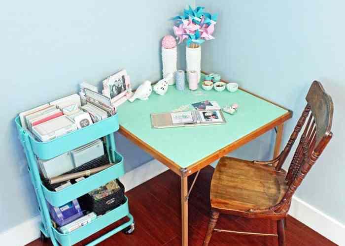 Small Craft Room Area