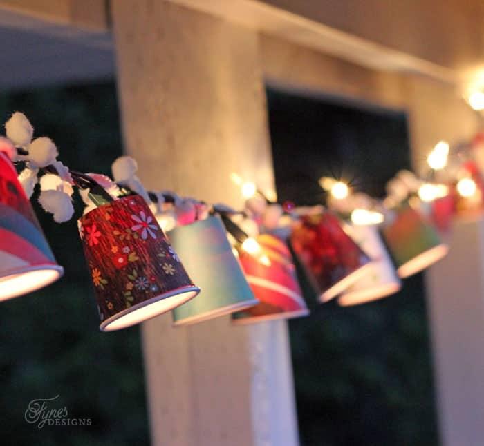DIY Retro Inspired Outdoor String Lights - FYNES DESIGNS ... on Backyard String Lights Diy  id=89724