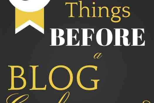 Tips for succeeding at a blog conference