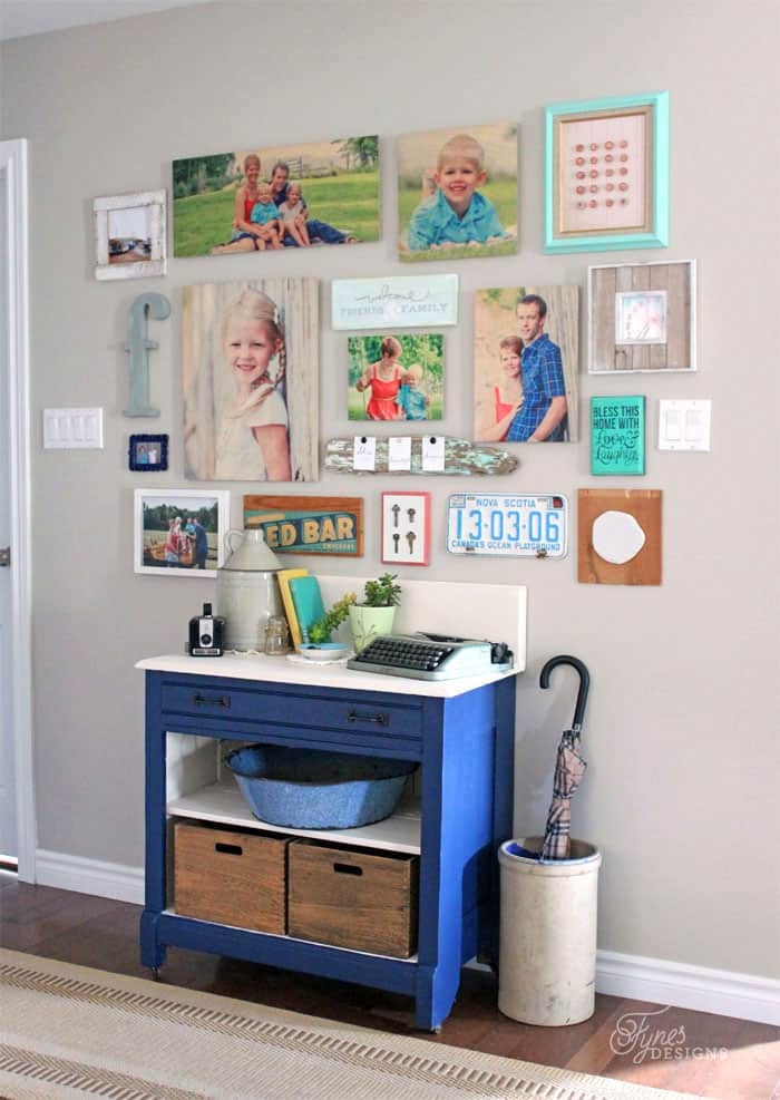 Make an easy gallery wall with shutterfly design a wall tool fynes easily design a gallery wall with shtterfly design a wall template maxwellsz