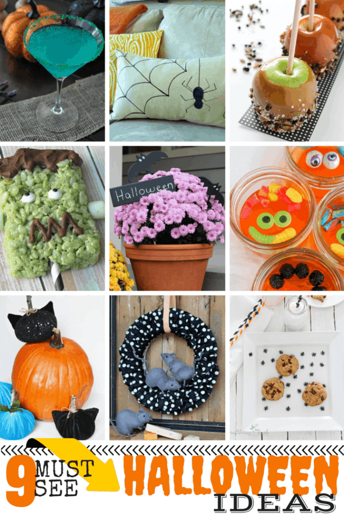 9 Awesome Halloween Ideas from the Creative Canadian Bloggers