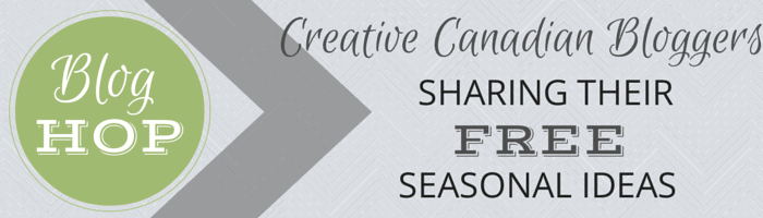 Creative Canadian Blog Hop