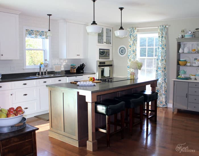 Modern Farmhouse Colors from Voice of Color, a review featured by top US life and style blog, Fynes Designs: Modern Farmhouse kitchen reveal