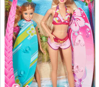 Barbie Amaze Chase Dolls