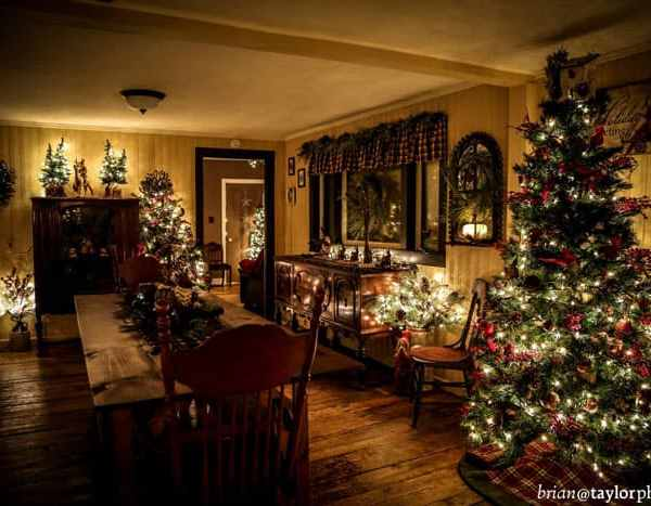 Country Christmas House Tour