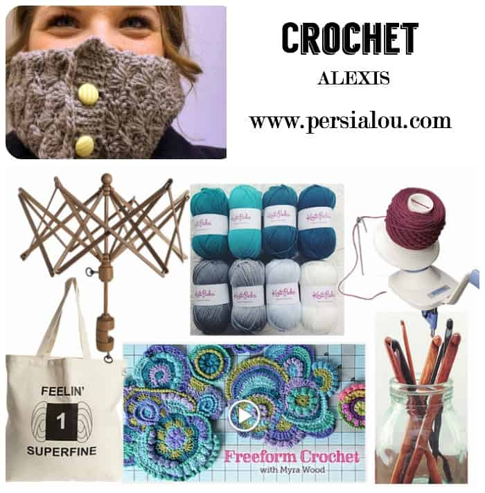 Crocheting gift ideas